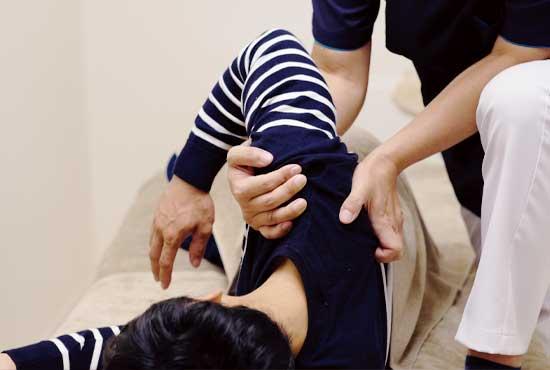 筋膜リリースストレッチ