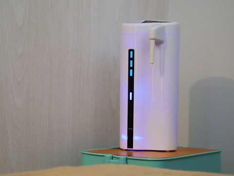 高濃度水素吸入機器