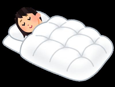 健やかな眠り